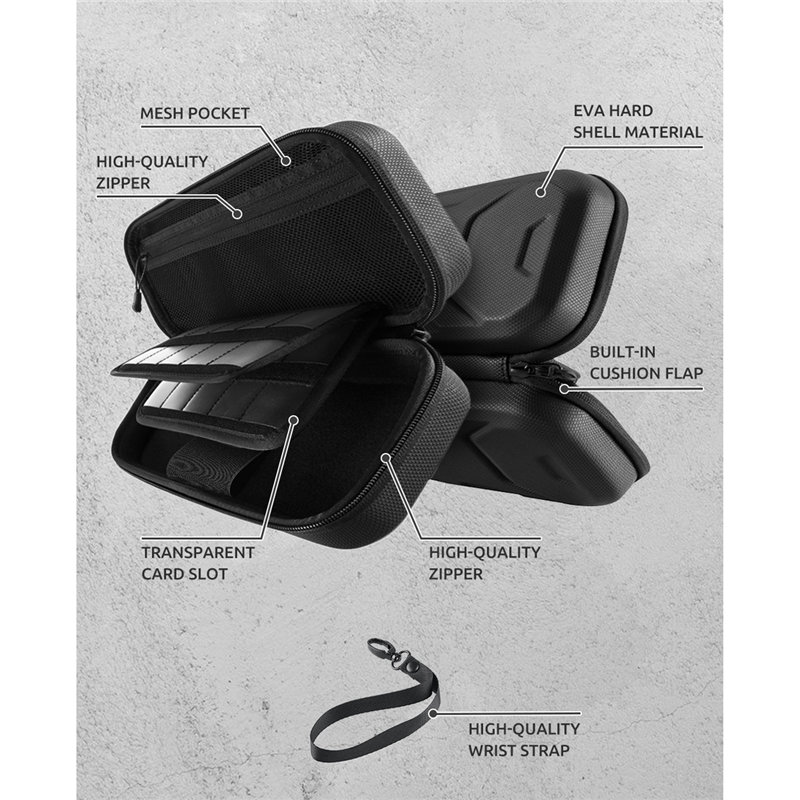 Mumba Pouch Carrying-Case Protective Travel Blade/battle-Case for Plus-Version Plus-Version