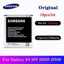 10 шт/лот оригинальный аккумулятор для samsung galaxy i9500
