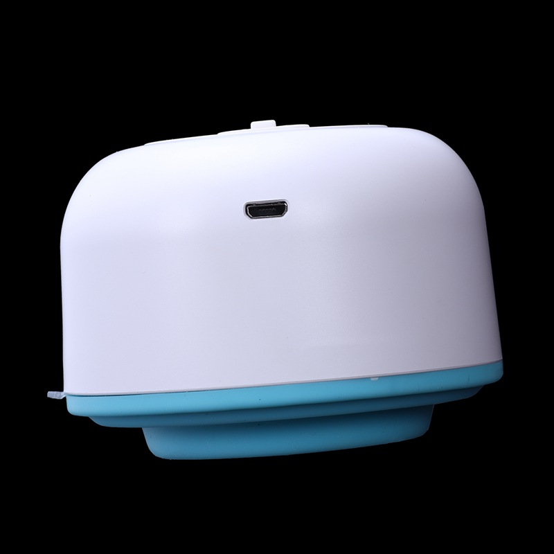 Mini Humidifier Travel Size Personal Humidifier USB Powered Humidifier with Collapsible Water Tank for Car Office Bedroom in Humidifiers from Home Appliances