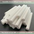 50 шт. 7 мм/8 мм увлажнитель фильтр ватный тампон Core USB увлажнитель воздуха ультразвуковой увлажнитель воздуха Арома-диффузор Замена хлопкову...