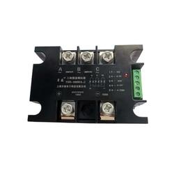 Контроллер двигателя тиристорный Выпрямитель регулятор напряжения Модуль 380 В Интеллектуальный твердотельный регулятор напряжения TSR-100WA-Z...