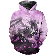 Tessffel Dragon Art Animal Harajuku MenWomen HipHop 3DPrinted Sweatshirts/hoodie/jackt/shirts Tracksuits Casual Colorful Style14
