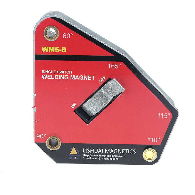 WM5-S Single Switch Multi-angle Holder/Strong On/Off Magnetic Welding Clamp