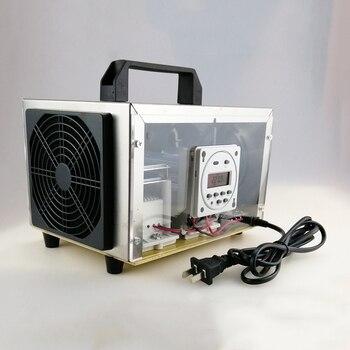 20g Ozone generator formaldehyde removal air purifier car ozone disinfection machine farm sterilization ozone machine