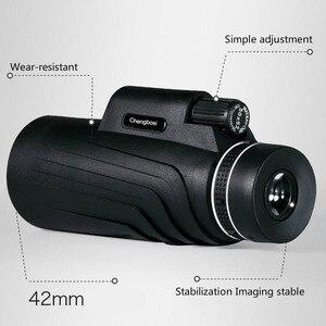 Image 4 - Monocular 50x52 กล้องส่องทางไกลที่มีประสิทธิภาพคุณภาพสูงซูมมือถือที่ยอดเยี่ยมกล้องโทรทรรศน์ HD Professional ขอบเขตสำหรับล่าสัตว์