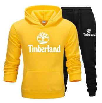 NEW Sport Men's hoodie+pants Sets 2 pieces Autumn Running tracksuit Sweatshirt Set Gym Clothes Men Sport Suit men Track Suit 9