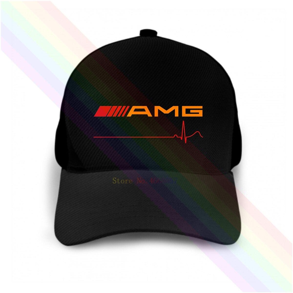 Driving Performance Amg Black 2020 Newest Black Popular Baseball Cap Hats Unisex