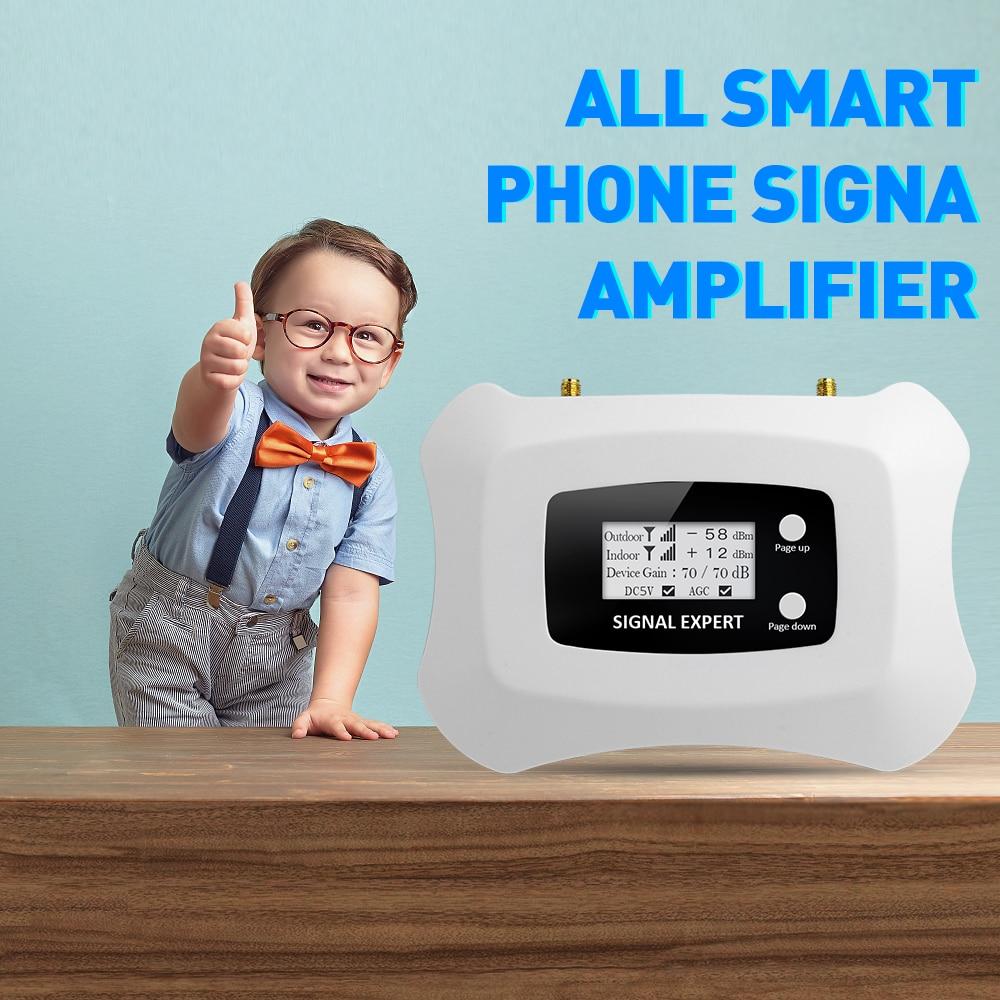 Especialmente para Rusia 3G 2100mhz repetidor de refuerzo de señal - Accesorios y repuestos para celulares - foto 2