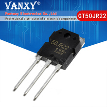 Transistor IGBT, 5 uds., GT50JR22 TO 3P TO247 50JR22 TO247