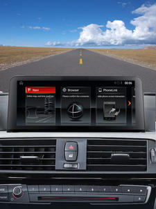 Gps Navigation Carplay Android-9.0 Built-In Wireless Car-Stereo Video for BMW 1/2-series/F20/..