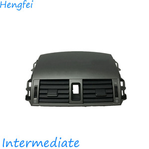 Image 2 - HengFei car accessories Air outlet for Toyota Corolla ALTIS Instrument panel outlet air conditioner outlet Workbench air outlet