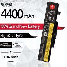 Новый аккумулятор L11M6Y01 L11L6F01 L11L6R01 L11L6Y01 L11N6R01 L11N6Y01 L11P6R01 L11S6F01 L11S6Y01 для ноутбука Lenovo IdeaPad Y480 G480