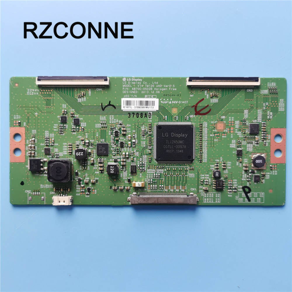 T-con Board For LG 42/49/55 Inch 6870C-0502A 0502B 0502C