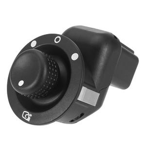 Image 3 - Mirror Control Switch Knob 8200676533 8200109014 109014 For Renault Clio 3 Mk3 Laguna 2 Scenic Megane 2 Kangoo 2007 2017