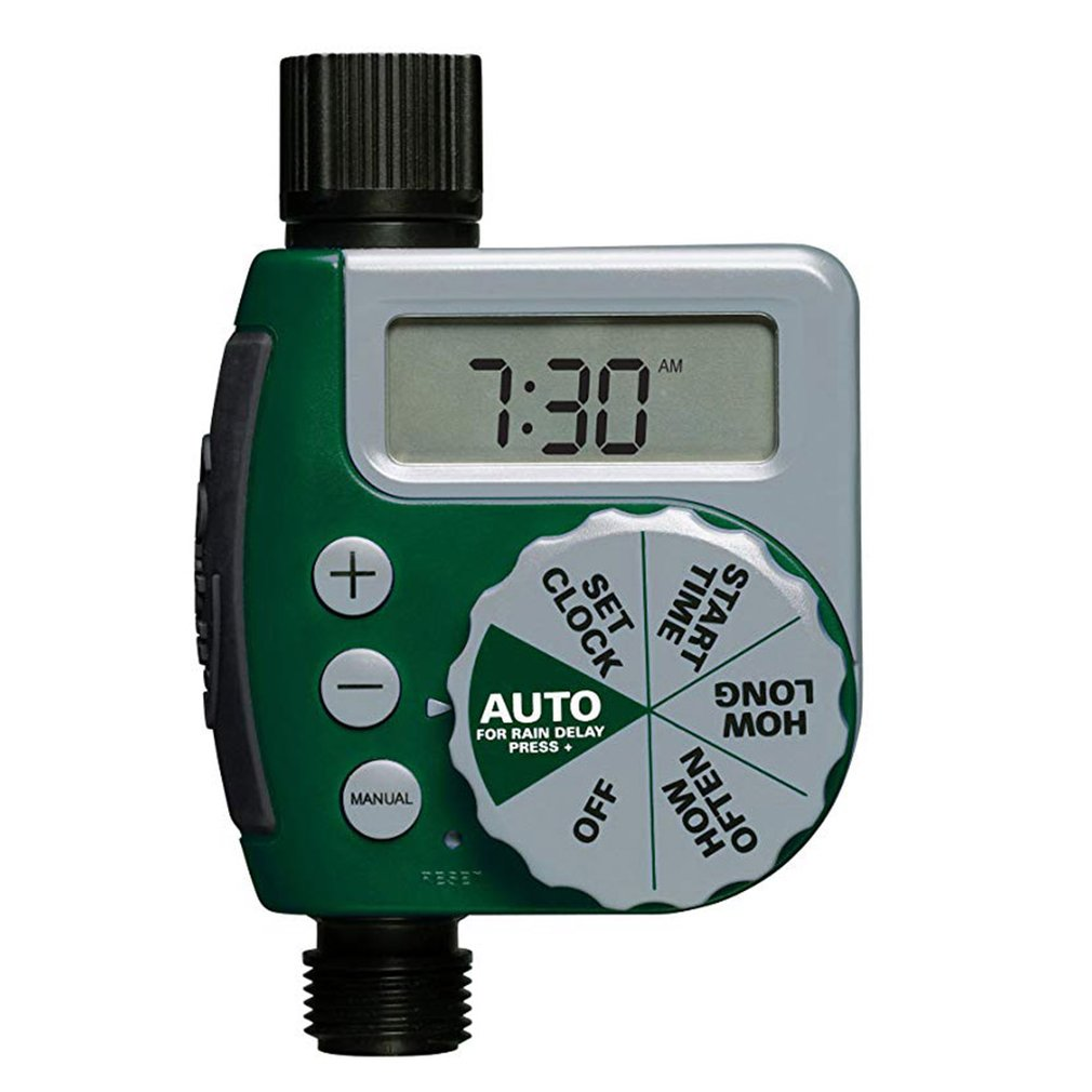Garden Watering Timer Automatic Electronic Water Timer Home Garden Irrigation Timer Controller Outdoor Irrigation