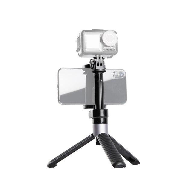 PGYTECH para Gopro héroe 9 8 DJI Osmo bolsillo 2 OSMO Cámara de Acción poste de extensión trípode Selfie Stick para la cámara del deporte