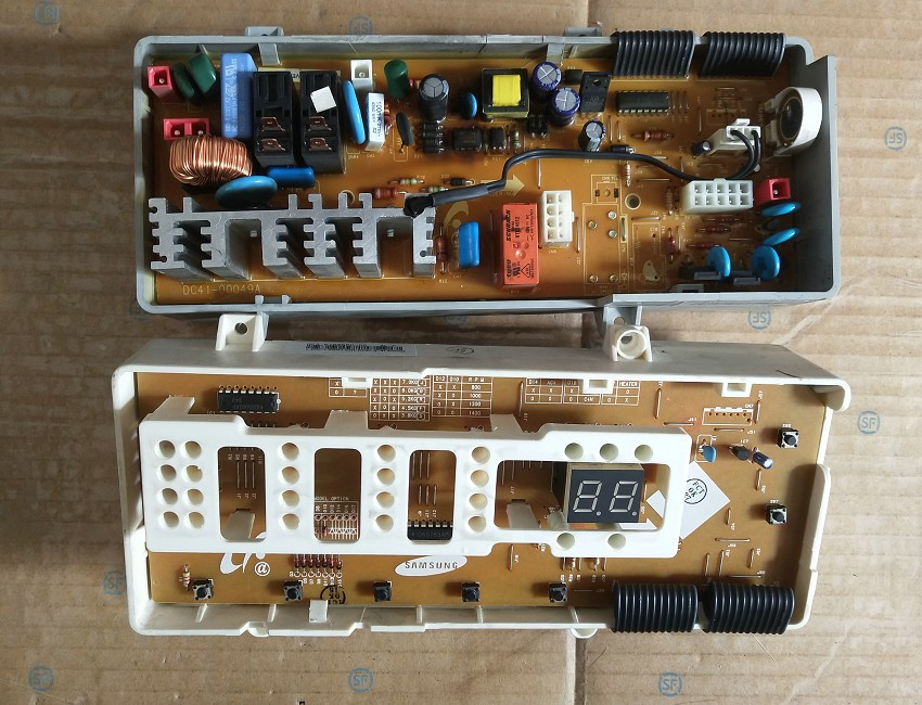 95% New DC41-00049A Washing Machine Computer Board Suitable For Samsung WF-C863 WF-C963R / AC Parts