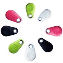 2020 Smart Tag Senza Fili di Bluetooth 4.0 Inseguitore Del Raccoglitore Chiave Portachiavi Finder Localizzatore GPS Anti Perso Allarme Sistema di 4 Colori