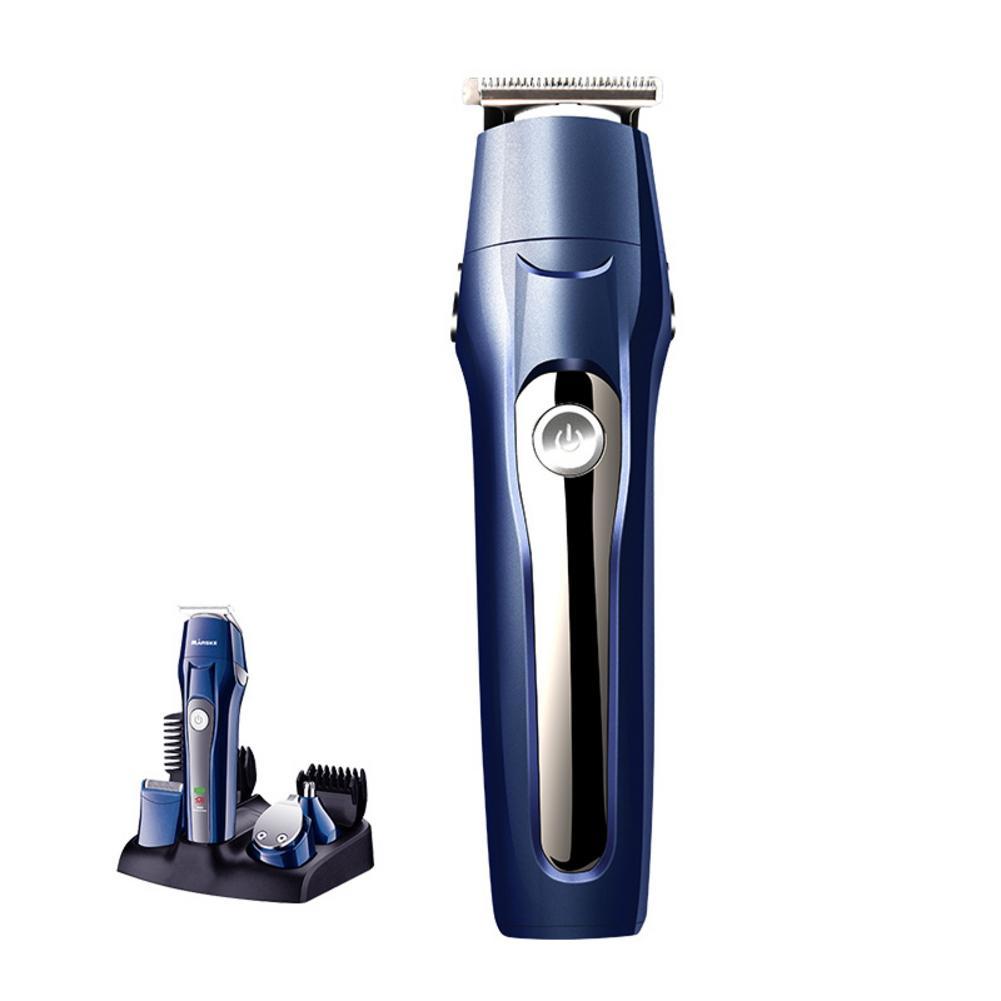 5-in-1multifunção barbeador elétrico barba barbeador elétrico aparador