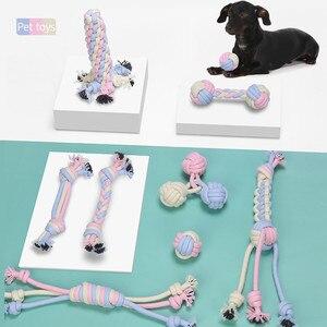 Pet Toys Cotton Rope Cat Dog C