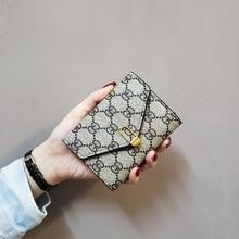 Style European And American Minimalist Women's Wallet