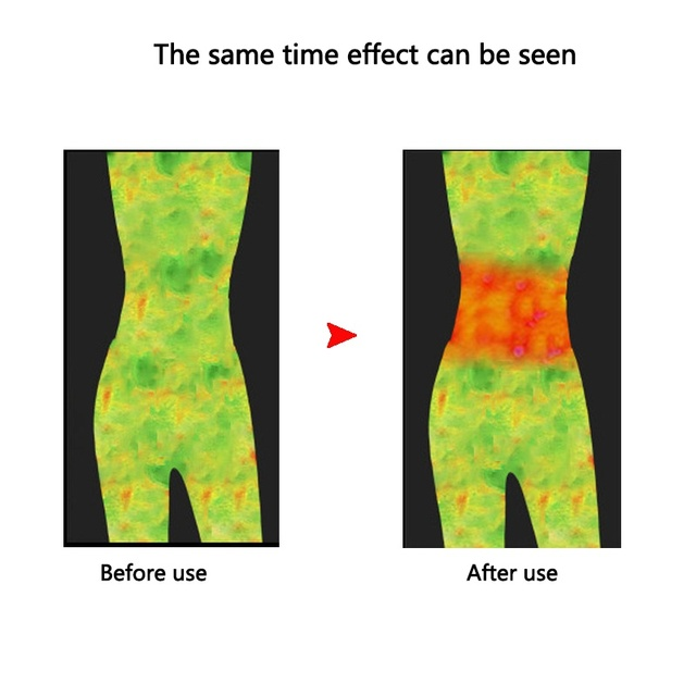 Fitness Sports Waist Trimmer Belt Slim Weight Loss Sweat Band Shapewear Adjustable Lumbar Brace 1