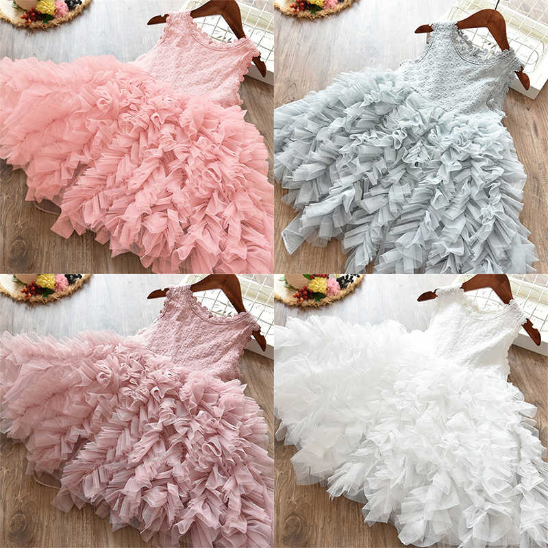 Princess Girls Dress Baby Girls Clothes Children Clothing Summer Party tutu Kids Dresses for Girls Toddler Girls Casual Dress