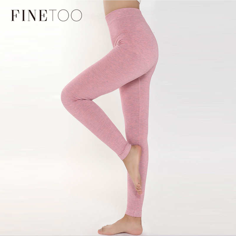 Pink Seamless Pencil Pants Fashion Fitness Leggings For Women High Waist Femme Sportswear Exercise Leggings Lady Slimming Pants