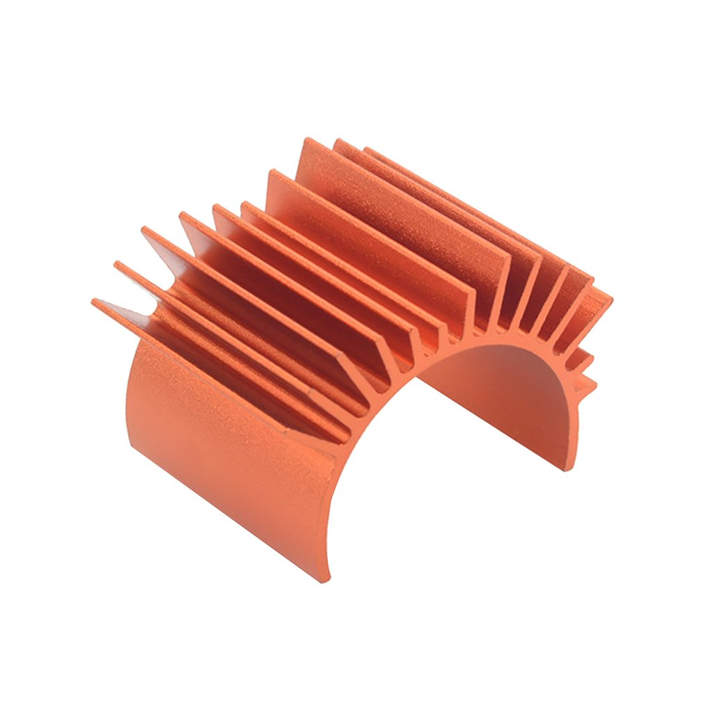1pcs/2pcs <font><b>540</b></font> 550 Alloy <font><b>Motor</b></font> Heatsink Install 30*30mm Cooling <font><b>Fan</b></font> For RC Hobby Model Car 1:10 N10249 Hsp Arrma Axial Traxxas image
