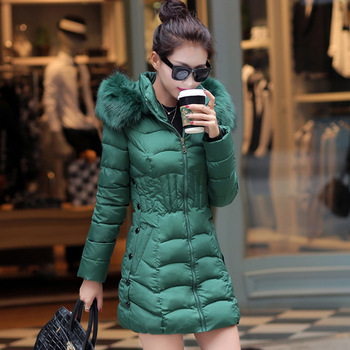 Women's Down Jacket 90% Duck Down Jackets Women Short Puffer Coat Thick Female Parkas Real Fox Fur Collar Ladies Feather Clothes image