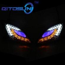 אופנועים אביזרי עבור ימאהה CYGNUS X SE44J 2008 2012 אופנוע קטנוע LED הפעל אותות אור מחוון אור