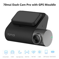 Xiaomi 70mai Dash Cam Pro 1944P 5MP WiFi Smart Car DVR Voice APP Control car Camera Dashcam Auto Video Recorder Registrator