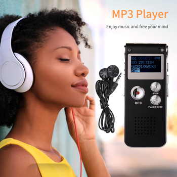 8GB Voice Activated Recorder for Telephone Recording 6