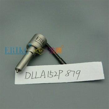 Boquilla de pulverización para quemador de combustible ERIKC Dlla152p879 boquilla de motor diésel parte Dlla 152 P 879 boquilla de pulverización de chorro completo Dlla152 P879