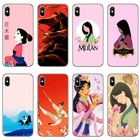 Princess Mulan anime...