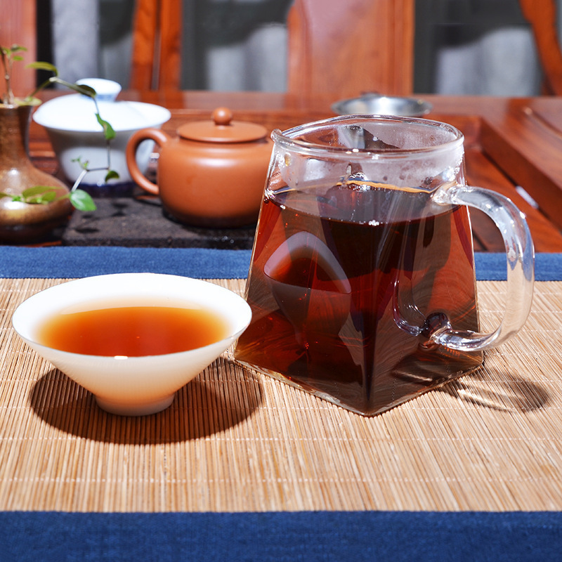 Image 3 - China Yunnan Oldest  Raw Puer Puerh Tea 250g Column Iceland Ancient Tree Detoxification Beauty Green Food For Health Care-in Teaware Sets from Home & Garden