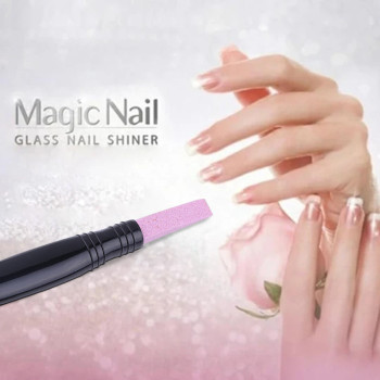 Magic Nail Glass Nail Shiner  1