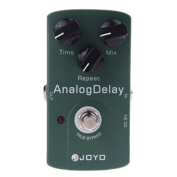 Joyo JF-33 Analog Delay Electric Guitar Effect Pedal True Bypass High Quality Guitarra Pedal Guitar Accessory