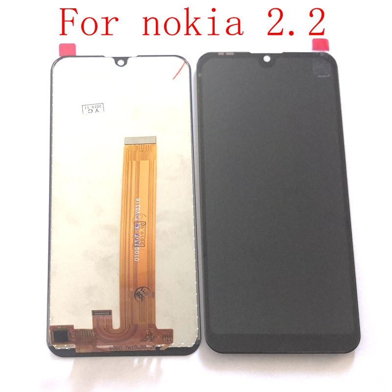 For Nokia 2.2 TA-1183 TA-1179 Lcd screen Display+Touch Glass DIgitizer For nokia2.2 Replacement Parts