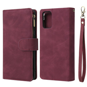 Image 1 - Flip Leather Coque for Samsung S20 FE Case Note 20 Ultra Wallet Cover for Samsung Galaxy S 20 Plus S10 E Note 10 Lite S9 S8 Etui