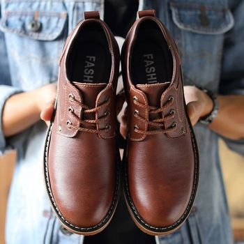100 Genuine Leather Shoes Men Footwear Cow Leather Mens Casual Shoes Soft Comfortable Male Shoes