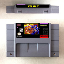 MEGA MAN 7   Action Card Game US Version di Lingua Inglese