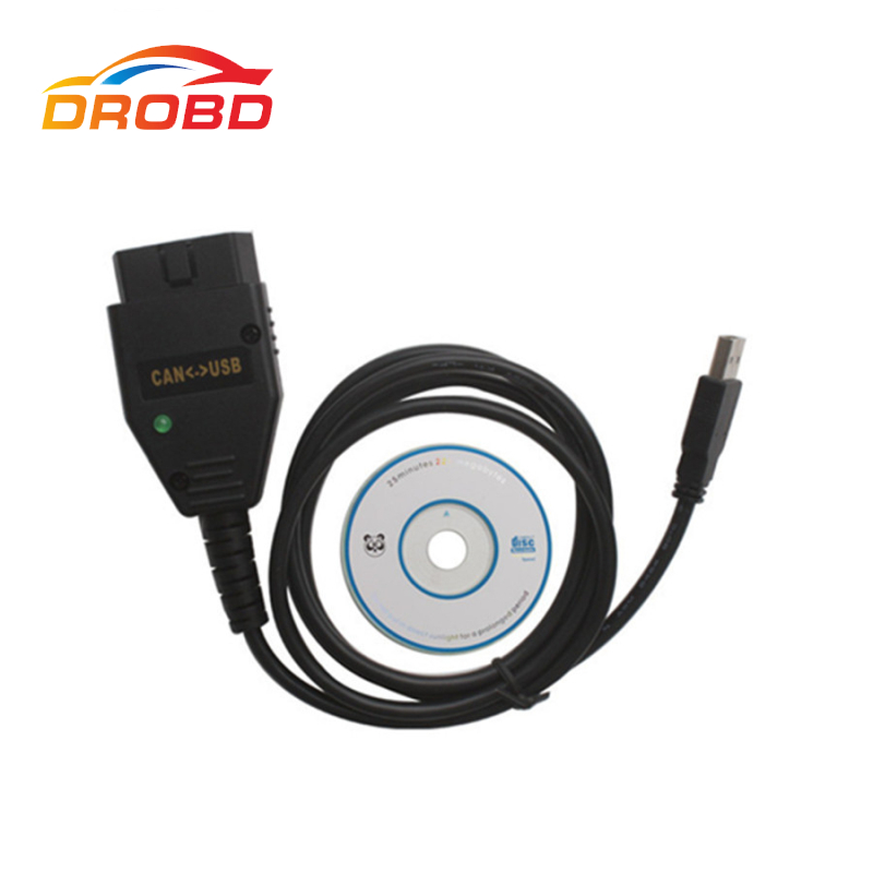 CMD CAN Flasher V1251 ECU Chip Tunning Car Diagnostic Cables And Connectors By Free Shipping