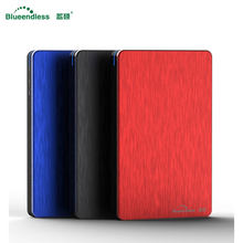 Blueendless External Hard Drive Disk HDD USB 3.0 160g 250g 320g 500g HDD Di Memorizzazione per il PC mac Tablet TV Del Computer Portatile Del Computer(China)