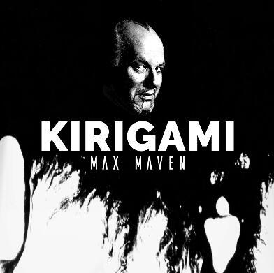 2017 Kirigami By Max Maven-Magic Tricks