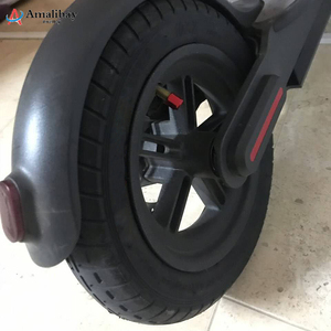 Image 5 - 10 Inches Updated Tire for Xiaomi M365 Scooter New Version Tyre Inflation Wheel Tubes Outer Tire for Xiaomi Pro Electric Scooter