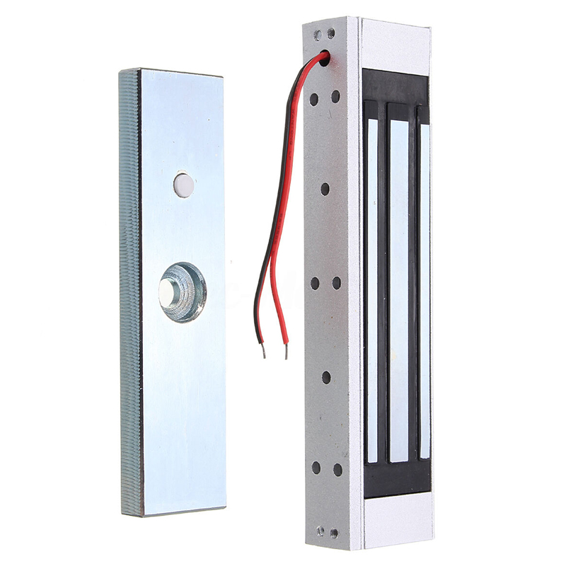 Electric Magnetic Lock 180KG Home Security System Durable For Door Entry Access OD889