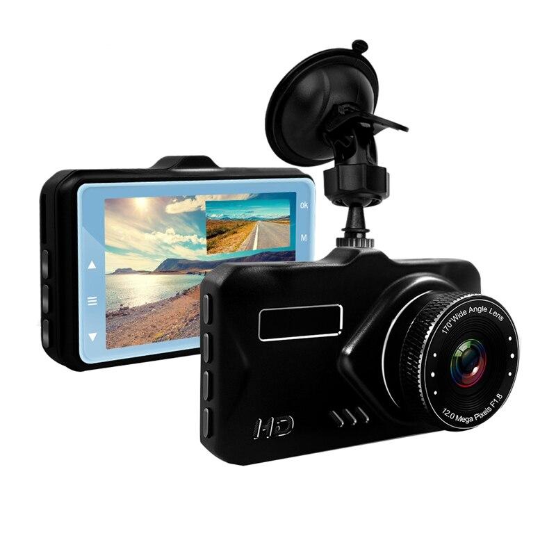 1080P 3 дюйма Fhd камера регистратор Dvr приборная панель камера циклическая запись ночное видение g-сенсор Спринт камера