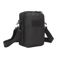 Портативный унисекс тактика Водонепроницаемая Сумка вместительная сумка на плечо школьные маленькие сумки военные камуфляжные дорожные спортивные сумки