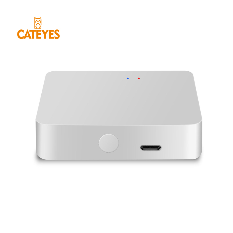 Cateyes Wireless Smart Tuya ZigBee 3.0 Gateway Hub For Smart Home Device Support Smart Life APP